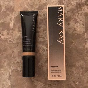 Mary Kay CC Cream (Medium to Deep)